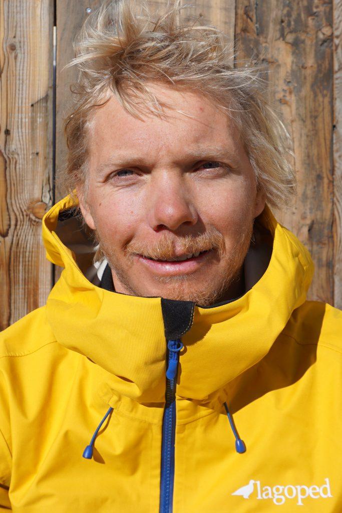 Serre chevalier ski school instructor william bankes.